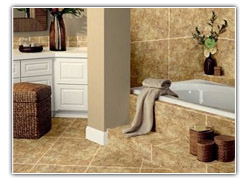 Porcelain and ceramic tile installation